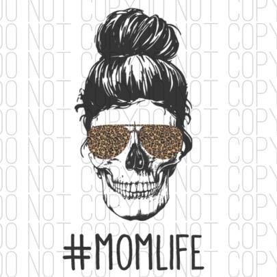 MomLife Skelton Digital Design - Designed By Kingdom Designs