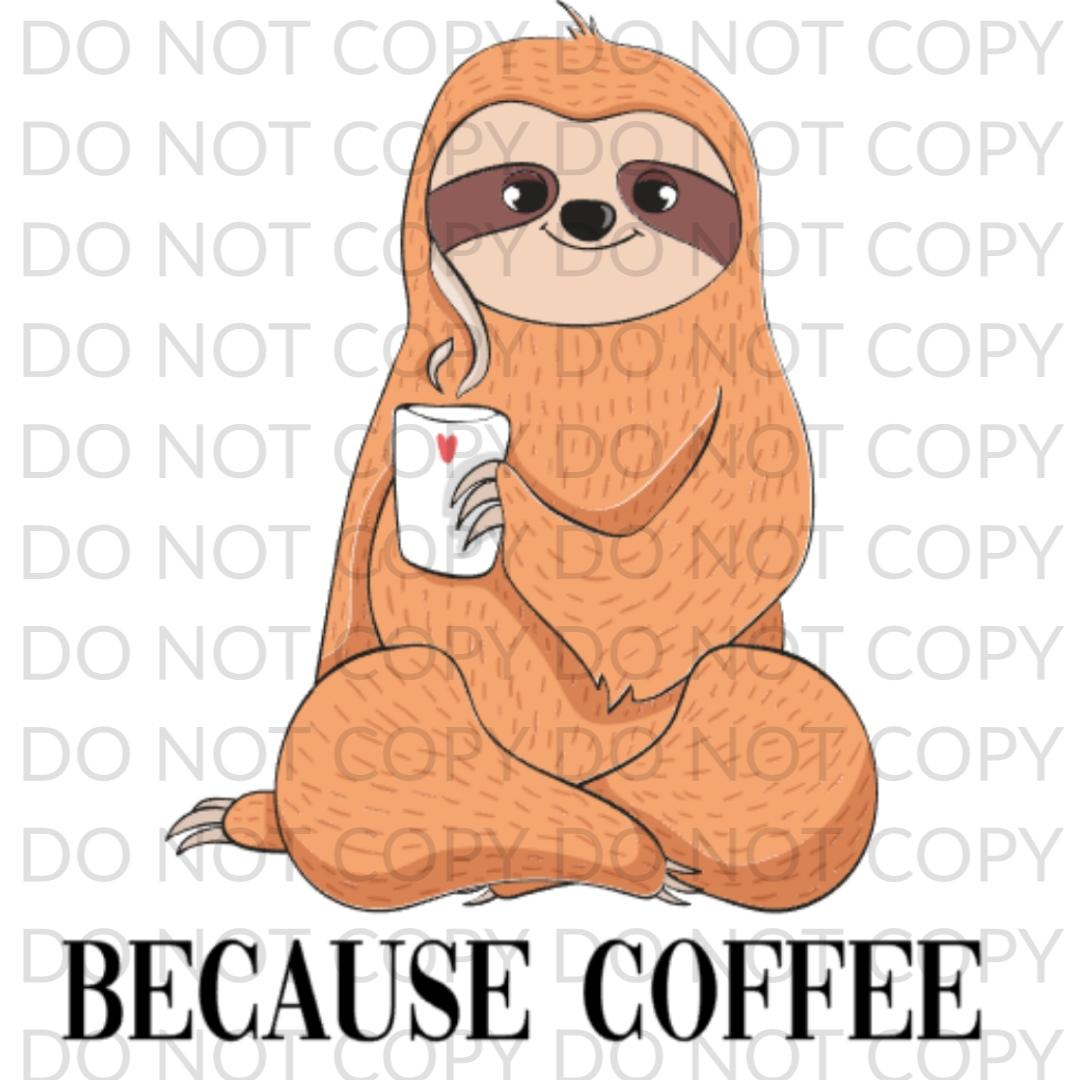 Because Coffee Digital Design