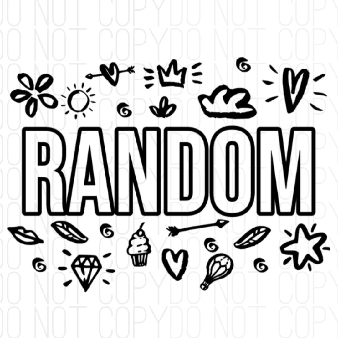 Random Digital Design