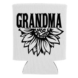 Grandma Sunflower Mockup