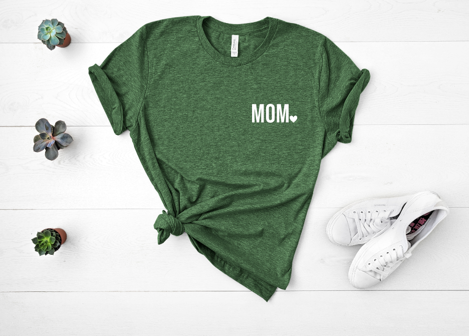Mom Pocket Mockup