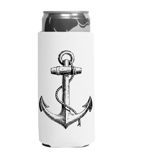 anchor koozie