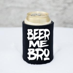 Beer Me Bro Mockup