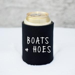 Boats and Hoes Mockup