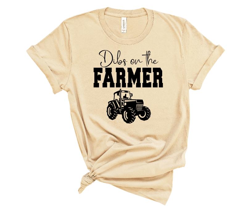 Dibs On The Farmer Mockup