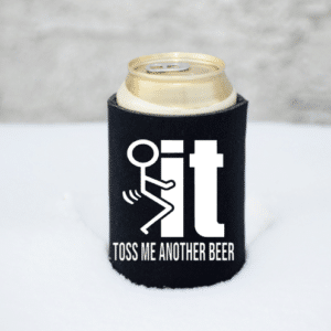 Toss Me Another Beer Mockup
