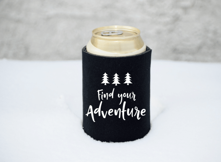 Find Your Adventure Mockup