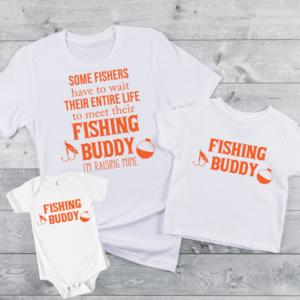 Fishing Buddy Mockup