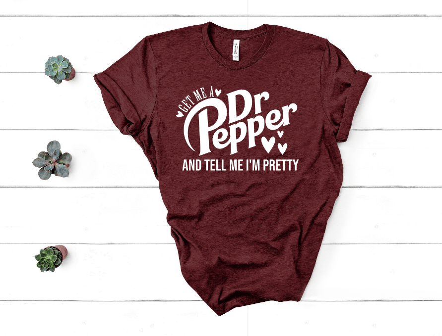 Get Me A Dr Pepper Mockup