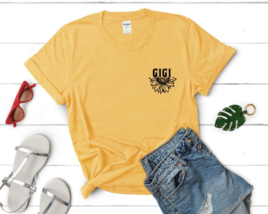 Gigi Shirt Mockup