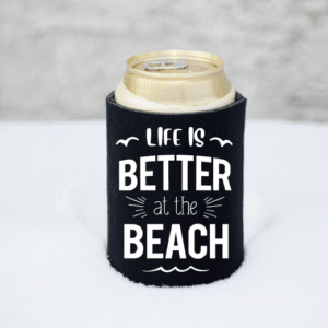 Life Is Better At The Beach Mockup