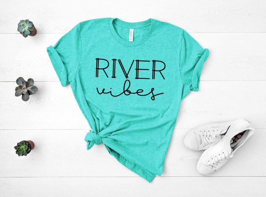 River Vibes Mockup