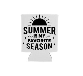 Summer Is My Favorite Season Mockup