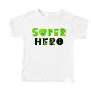Super Hero Mockup
