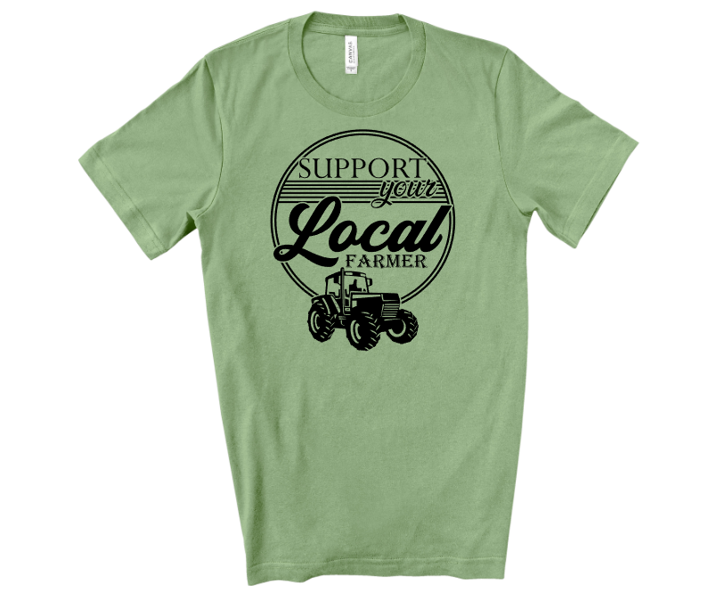 support local farmers black