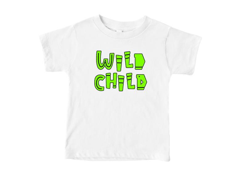 Wild Child Mockup