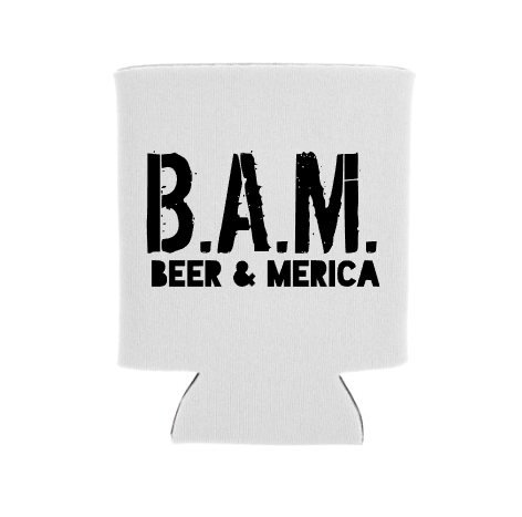 bam beer and merica
