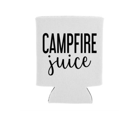 Campfire Juice Screen Print Transfer