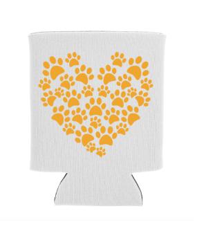 Animal Hearts Screen Print Transfer