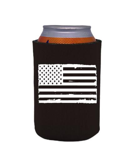 AMERICAN FLAG WHITE