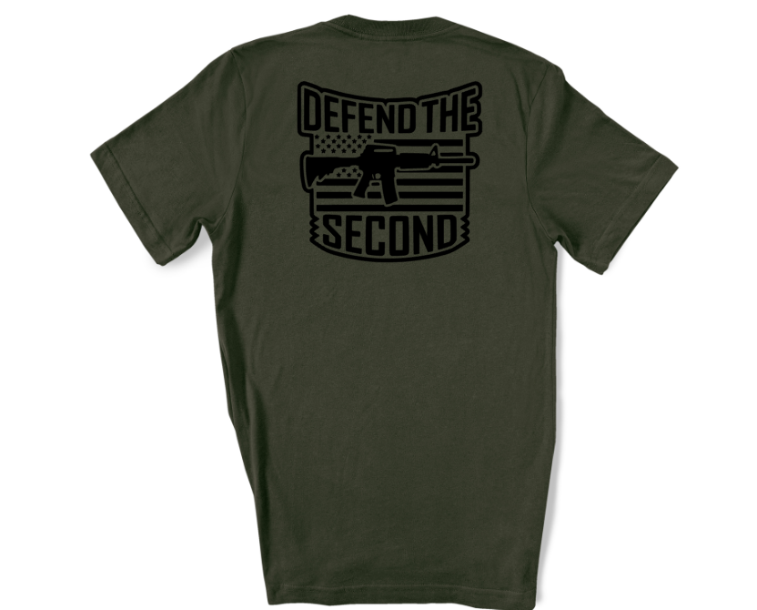 defend the second screen print transfer