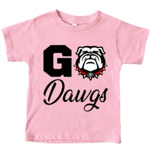 Go Dawgs Mockup