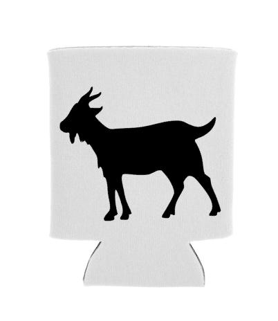 goat koozie