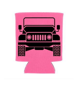 Jeep Screen Print Transfer