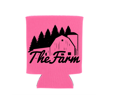 The Farm Screen Print Transfer