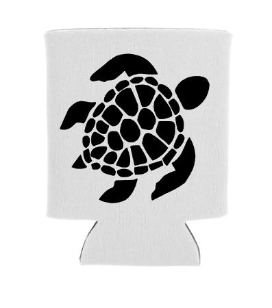 turtle koozie