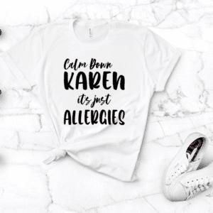 calm down karen