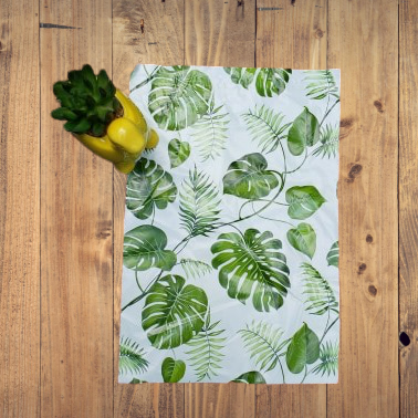 leaves poly mailer