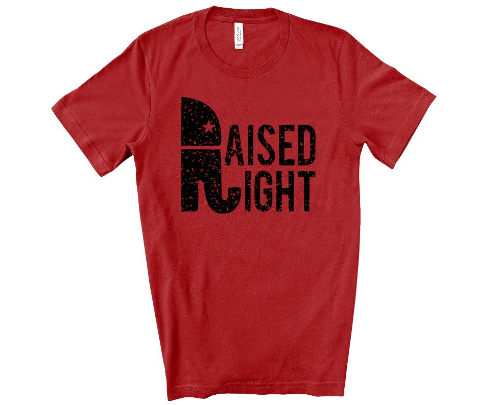 raised right