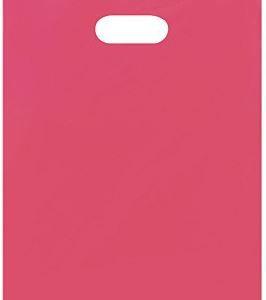 Pink Merchandise Bag