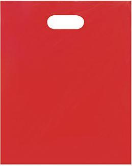 Red Merchandise Bag 12 x 15