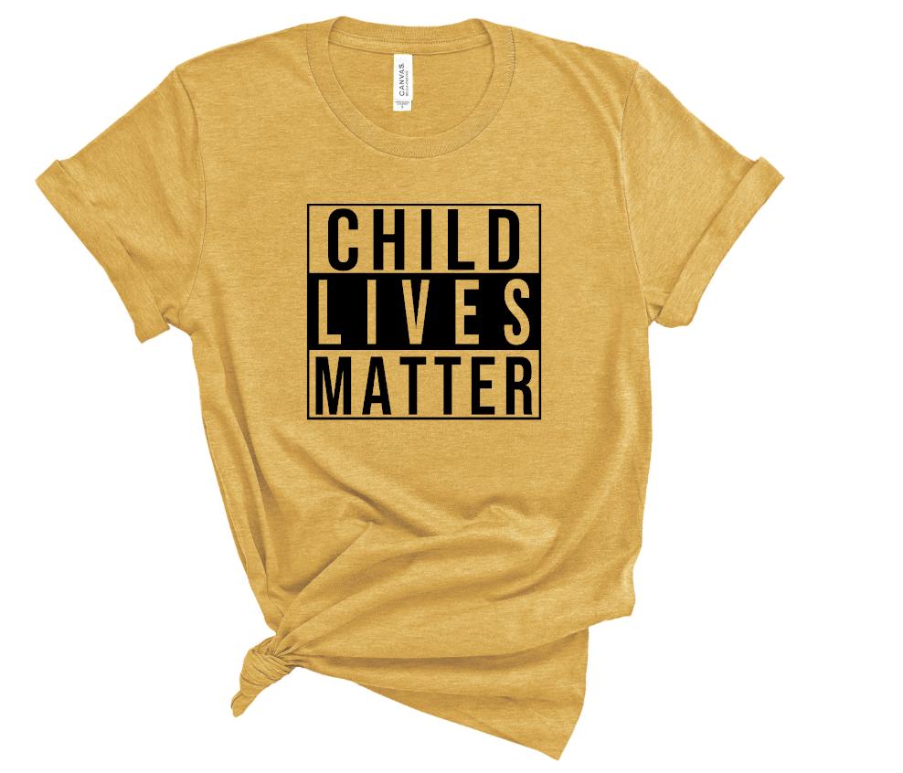 child lives matter