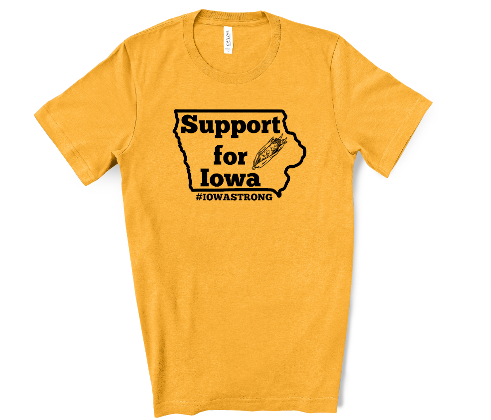 Support For Iowa