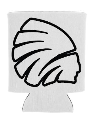 chief head koozie