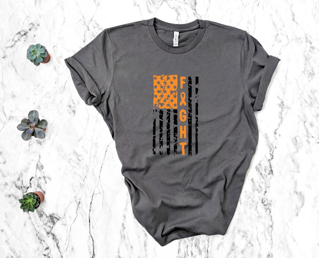 fight orange flag - 2 sizes