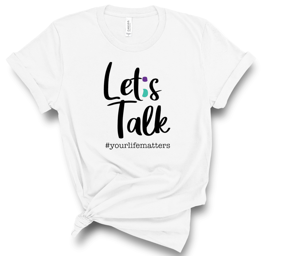 lets talk your life matters