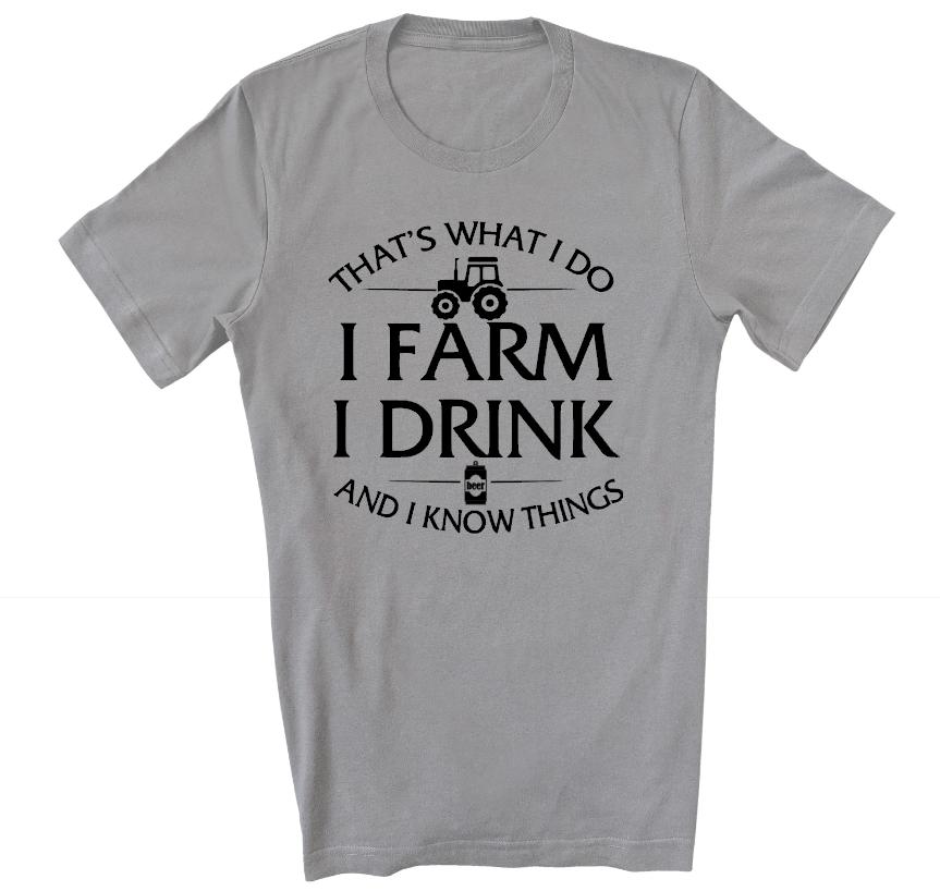 I Farm I Drink