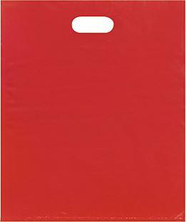 Red Merchandise Bag 15 x 18