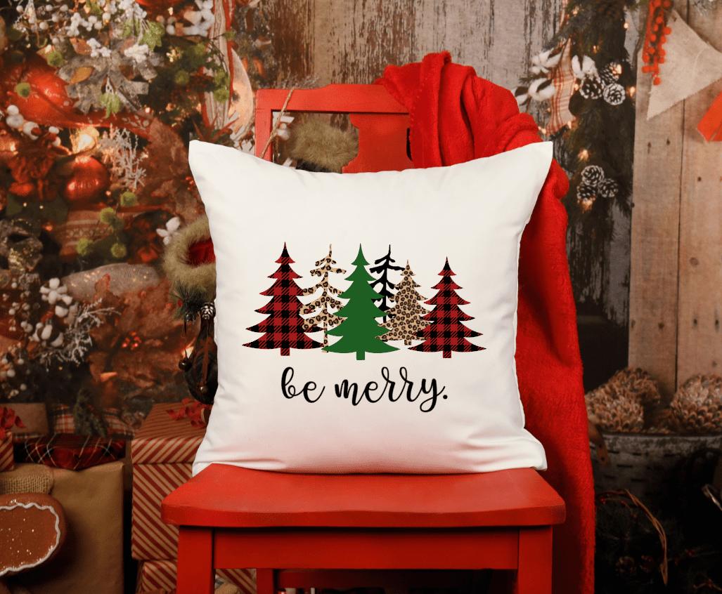 be-merry-pillow