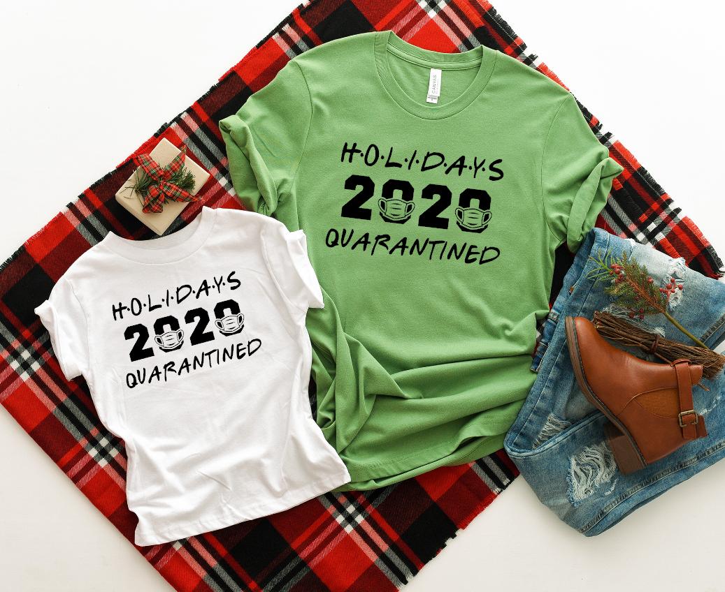 holidays 2020 quaratined 2