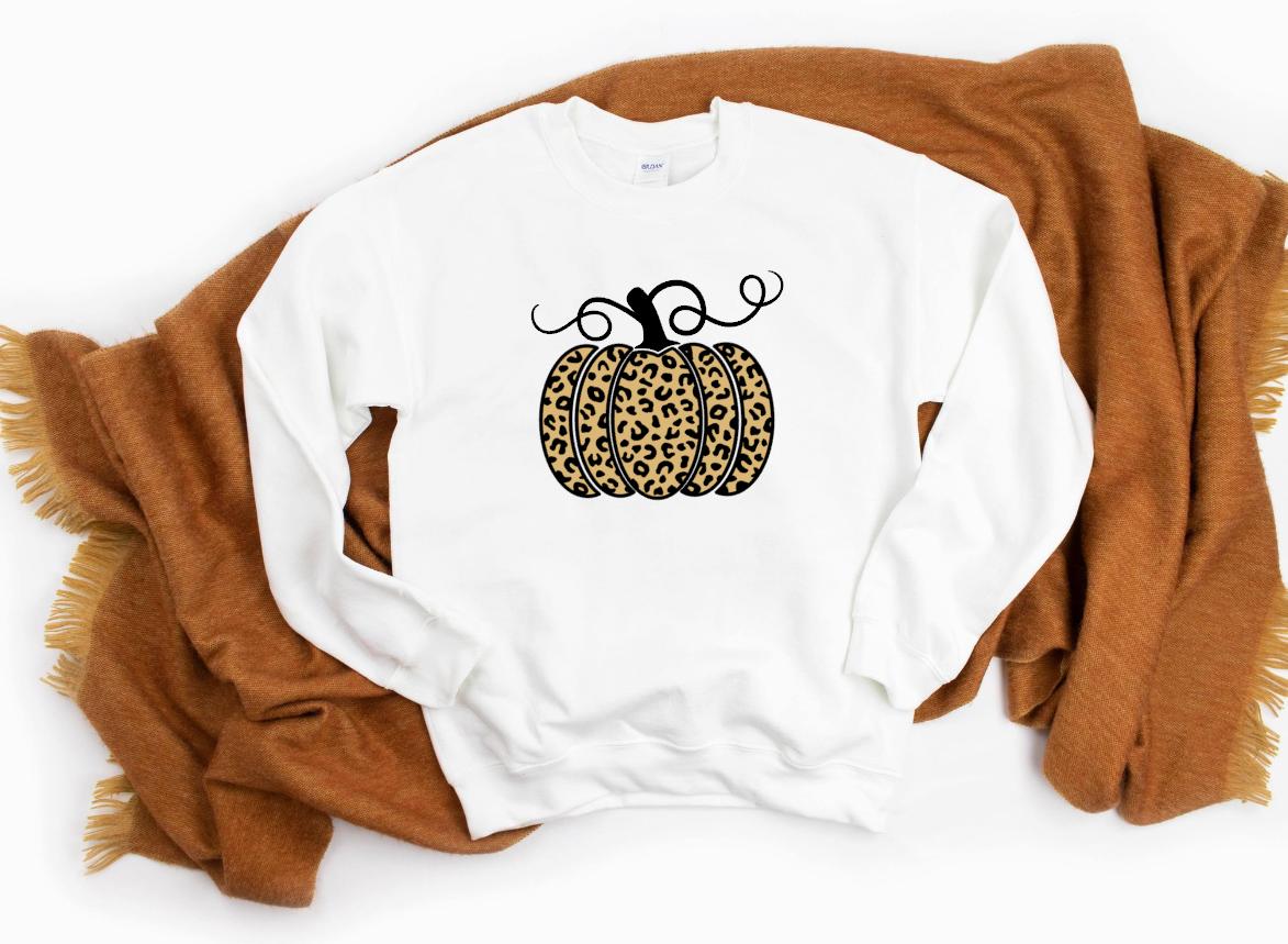 pumpkin leopard