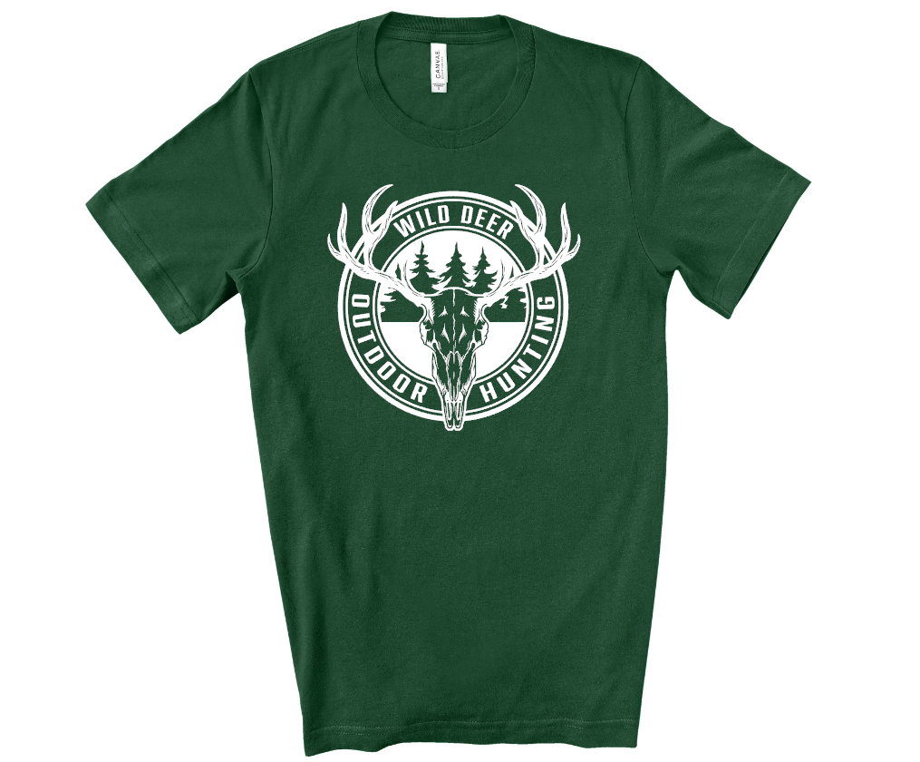wild deer hunting - everygreen