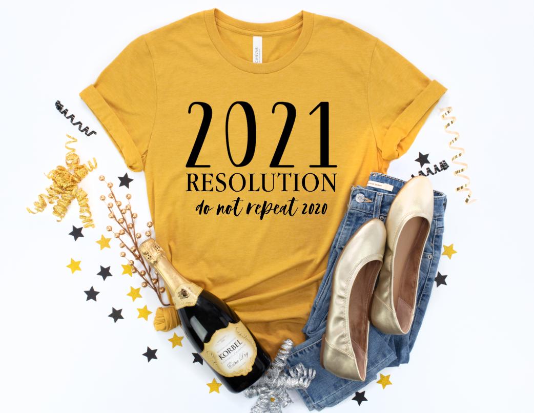 2021 resolution