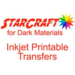 Printable Heat Transfers For Dark Materials