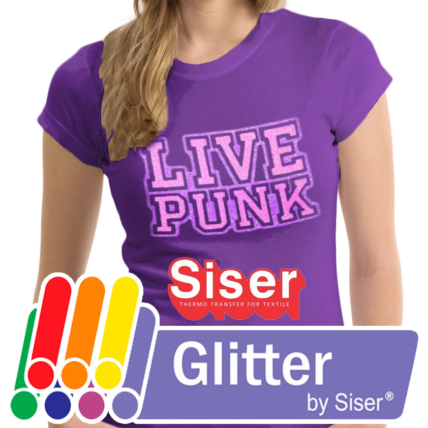 Siser EasyWeed Glitter