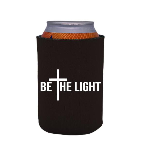 be the light koozie 2